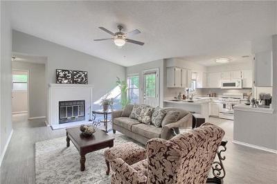 Austin Single Family Home Pending - Taking Backups: 12807 Covington Trl