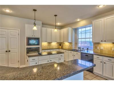 Round Rock Single Family Home For Sale: 3892 Royal Troon Dr