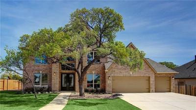 Georgetown Single Family Home For Sale: 429 Rancho Sienna Loop