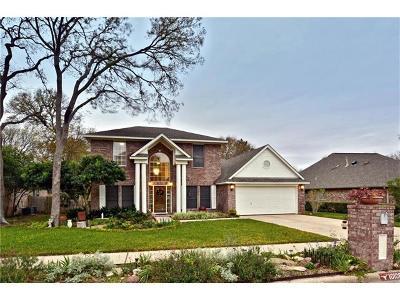 Austin Single Family Home For Sale: 10108 Shinnecock Hills Dr