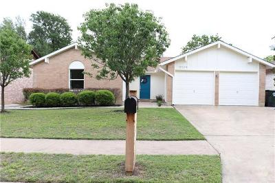 Austin Single Family Home For Sale: 12009 Swallow Dr