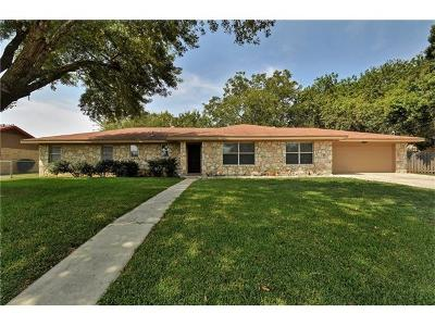 New Braunfels Single Family Home For Sale: 1230 Hollyhock Ln