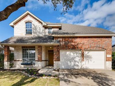 Pflugerville Single Family Home For Sale: 19517 Stage Line Trl