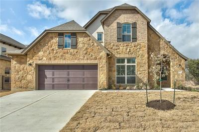 Cedar Park Single Family Home For Sale: 1021 Valley View Dr