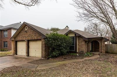 Pflugerville Single Family Home For Sale: 17003 Simsbrook Dr