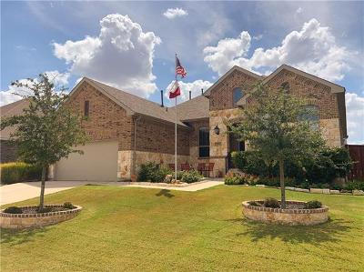 Georgetown Single Family Home For Sale: 400 El Ranchero Rd