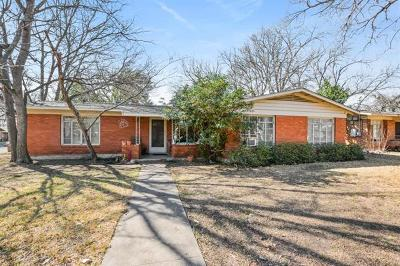Austin Multi Family Home For Sale: 301 Hammack Dr