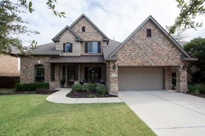 Austin Single Family Home Pending - Taking Backups: 1401 Cassiopeia Way