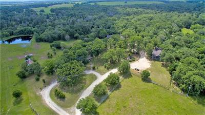 Bastrop County Multi Family Home Pending - Taking Backups: 203 Ragtime Ranch Rd