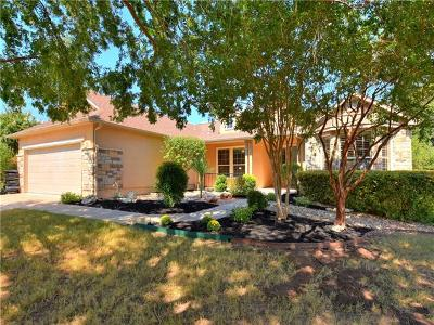 Georgetown Single Family Home For Sale: 102 Agave Ln