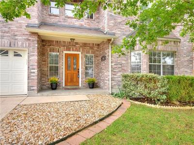 Cedar Park TX Single Family Home For Sale: $375,000