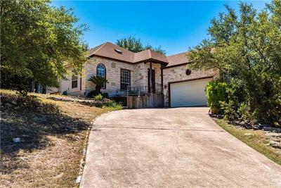 Spicewood Single Family Home For Sale: 21901 Moffat Dr