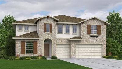 Georgetown TX Single Family Home For Sale: $292,780