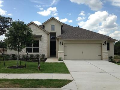 Leander Single Family Home For Sale: 1357 Deering Creek Dr