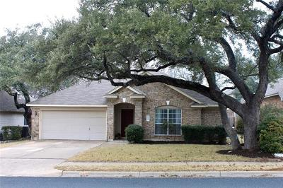 Round Rock Single Family Home For Sale: 3944 Artesia Bnd
