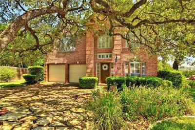 Travis County Single Family Home For Sale: 6806 Breezy Pass