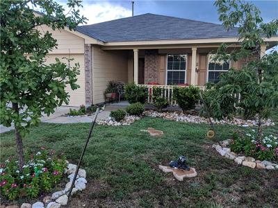 Austin Single Family Home For Sale: 14920 Truman Oak Cv