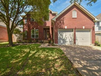 Austin Single Family Home For Sale: 6428 Zadock Woods Dr