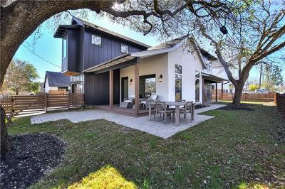 Austin Single Family Home For Sale: 1913 Collier St