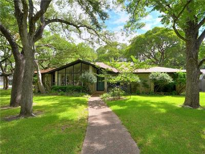 Austin Single Family Home For Sale: 4022 Greenhill Pl