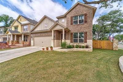 Hays County, Travis County, Williamson County Single Family Home For Sale: 112 Rosling Dr