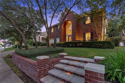 Austin Single Family Home Active Contingent: 10041 Scull Creek Dr