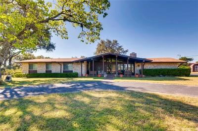Hays County, Travis County, Williamson County Single Family Home For Sale: 11524 Rim Rock Trl