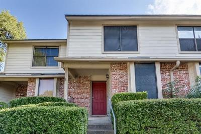 Travis County Condo/Townhouse For Sale: 3801 Manchaca Rd #21