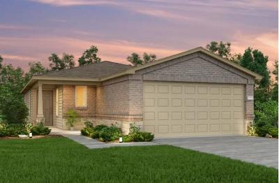 Jarrell TX Single Family Home For Sale: $177,190