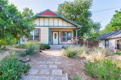 Austin Single Family Home For Sale: 2309 E 10th St