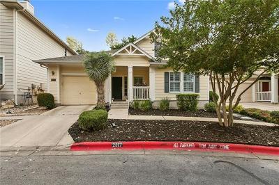 Single Family Home Pending - Taking Backups: 2817 Kinney Oaks Ct