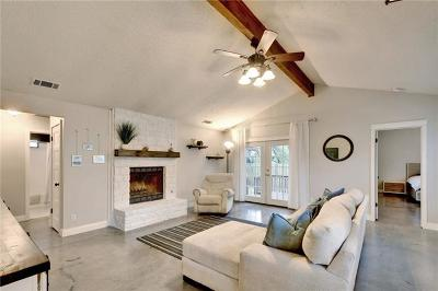 Leander Single Family Home Pending - Taking Backups: 507 Chandler Branch Dr