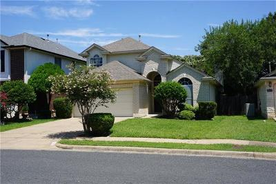 Austin Single Family Home For Sale: 13408 Tossa Ln