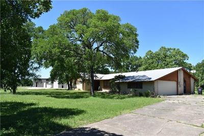 Bastrop Single Family Home For Sale: 1262 Highway 71
