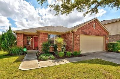 Buda Single Family Home For Sale: 141 Clifton Moore St