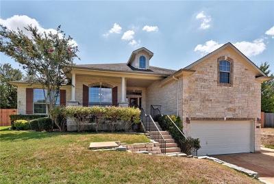 Austin Single Family Home Pending - Taking Backups: 5708 Journeyville Ct