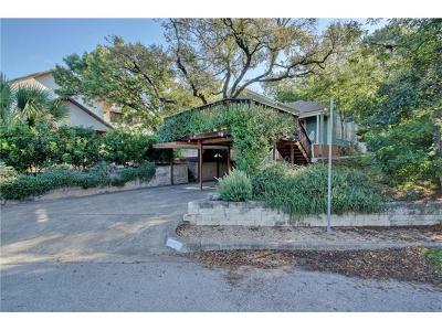 Austin Single Family Home For Sale: 1609 Sunset Ln