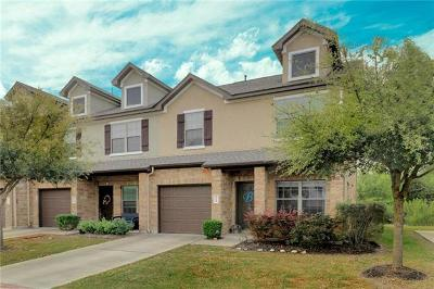 Cedar Park, Leander Condo/Townhouse Pending - Taking Backups: 1900 Little Elm Trl #124