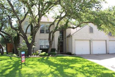 Cedar Park Single Family Home For Sale: 2619 Little Elm Trl
