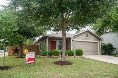 Hays County, Travis County, Williamson County Single Family Home Pending - Taking Backups: 7400 Elk Pass Dr