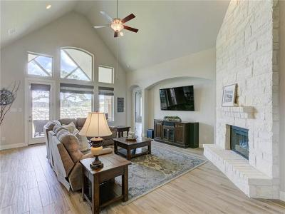 Leander Single Family Home For Sale: 113 Redtail Ln