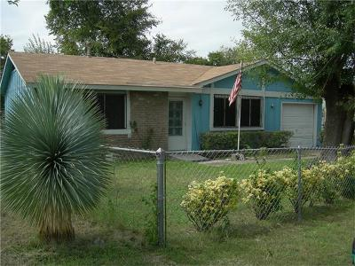 Travis County Single Family Home For Sale: 6306 Shadow Bnd