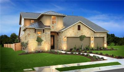 Pflugerville Single Family Home For Sale: 20416 Crested Caracara Ln