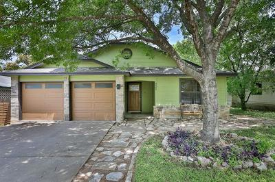 Austin Single Family Home For Sale: 4002 Stonecroft Dr