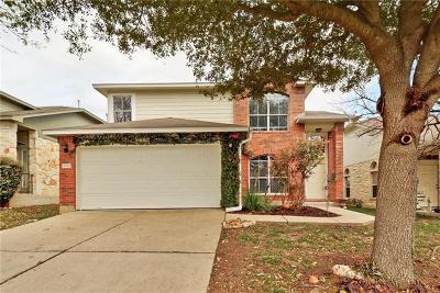 Austin Single Family Home Pending - Taking Backups: 11721 Johnny Weismuller Ln