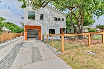 Travis County Single Family Home For Sale: 1148 Mason #A