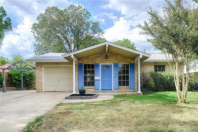 Austin Single Family Home For Sale: 8420 Jamestown Dr