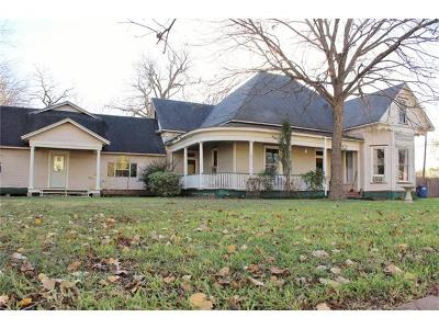 Williamson County Single Family Home For Sale: 543 W Jackson St