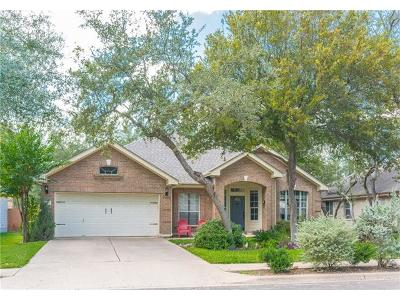 Cedar Park Single Family Home Pending - Taking Backups: 2405 Sharon Dr