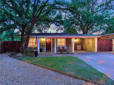 Single Family Home For Sale: 2105 Westover Rd